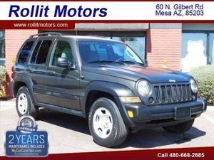 2006 Jeep Liberty for Sale in Mesa, AZ