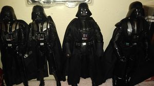 Darth Vader 12 inch collection for Sale in Austin, TX