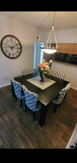 Dining room table for 6 for Sale in Las Vegas, NV