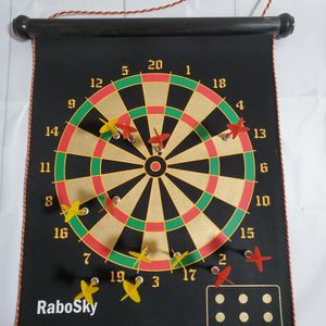 Magnetized Dart Board, Magnetized Darts for Sale in Queens, NY