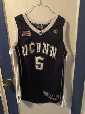 Used, Vintage UCONN Basketball Jersey for Sale for sale  Elmwood Park, NJ