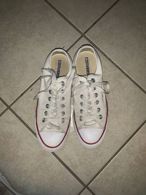 Women's size 8 All Star Converse for Sale in Baytown, TX