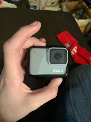 GoPro hero seven willing to trade for sneakers Comes already with Sim card for Sale in Levittown, PA