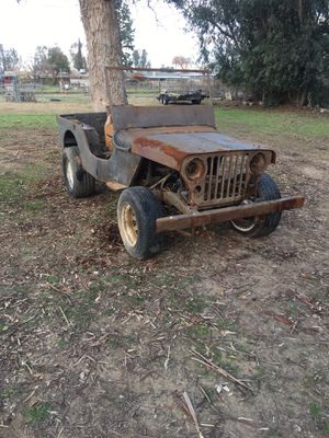 Willys Jeep Parts for Sale in Bakersfield, CA