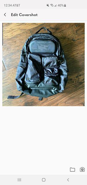 New With Tags Lululemon Savasana Camo Backpack for Sale in Rancho Cucamonga, CA