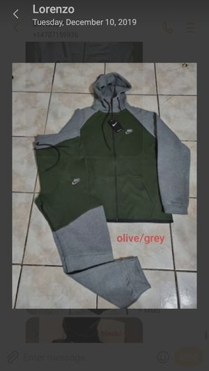 Polo & Nike Sweatsuit for sale for Sale in Columbia, MD