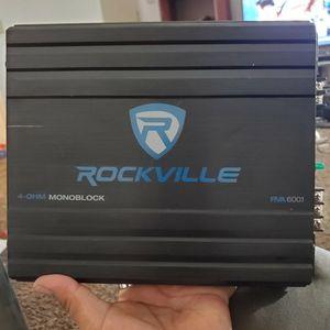 1200 Watt Rockville Amp for Sale in Fresno, CA