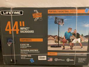 Potable Basketball Hoop for Sale in Aliso Viejo, CA