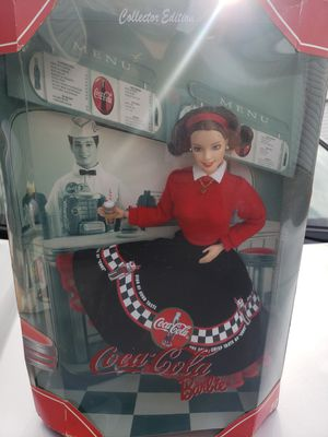 Coca Cola Barbie Collector $30 each for Sale in Las Vegas, NV