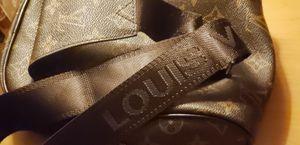 Loui shoulder bag & grey mcm back pack for Sale in Las Vegas, NV
