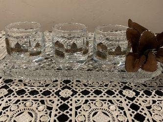 DC, Souvenir Shot Glasses 3$ for Sale in Germantown,  MD