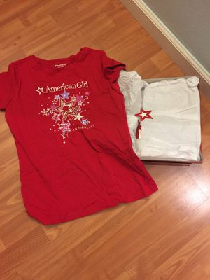 American Girl Doll Shirt (for kids) for Sale in San Jose, CA