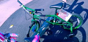 Krome bicycle electric green $55 new for Sale in Phoenix, AZ
