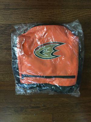 Ducks cooler backpack.. still new in bag. I got two of them but only selling one. for Sale in Anaheim, CA