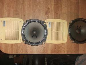 Camper speakers for Sale in Nashville, IN