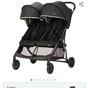 Sells For $209 On Amazon Evenflo Aero2 Ultra-Lightweight Double Strollers, Compact, Self-Standing Folding Design, Shopping Basket Single-Child Mode, for Sale in Tempe, AZ
