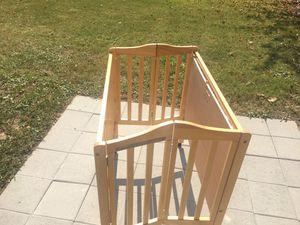Delta Folding Mini Crib for Sale in Audubon, PA