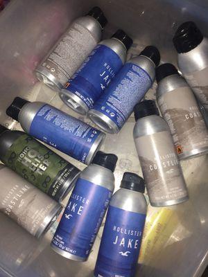 Hollister Body Fragrance Sprays $7 Each or $30 for 5 for Sale in Tucson, AZ