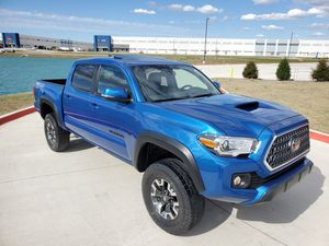 2018 toyota tacoma 4x4 TRD Pro for Sale in Arlington, TX