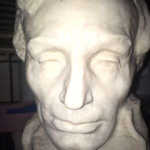 Joanna Kendall Faux Marble Lincoln Bust for Sale in Cupertino, CA