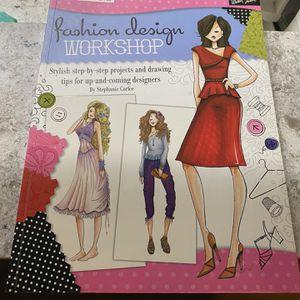 Fashion Design Book for Sale in Chino, CA