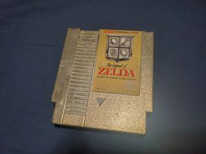 NES Legend of Zelda Gold for Sale in Phoenix, AZ