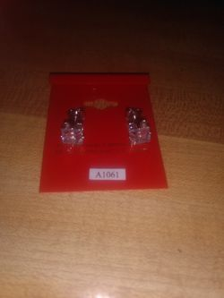 Real Small Cubed Diamond Earrings for Sale in Fort Washington,  MD