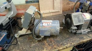 2 hp , Dayton 3 phase electric motor for Sale in Enumclaw, WA