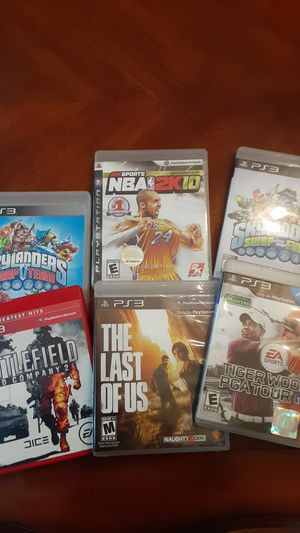 PS3 video games for Sale in Freehold, NJ