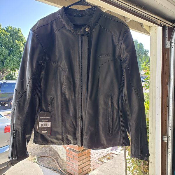 AGV Womens Motorcycle Jacket Brand New