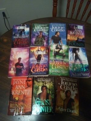 Jayne castle (11) books fantasy for Sale in Tampa, FL