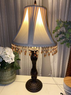 TWO lamps (sold as set) for Sale in Austin, TX