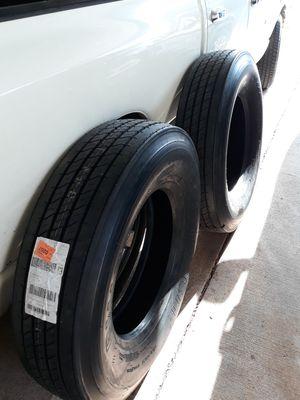 Falken tractor trailer tires for Sale in Dallas, TX