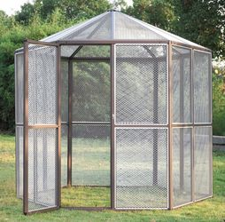 New Assembled Large Aviary Cage for Sale in Palmdale,  CA