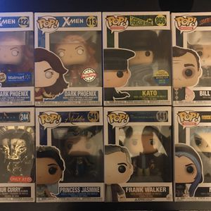 Funko Pop Variety bundle for Sale in Duluth, GA