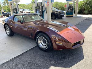 1977 chevy corvette with ecklers hatch conversion for Sale in SUNNY ISL BCH, FL