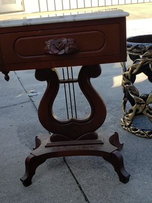 End table or nightstand for Sale in Stone Mountain, GA