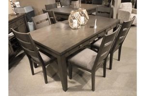 7-PC Dining set Table w/6 chairs WAREHOUSE CLEARANCE! for Sale in Visalia, CA