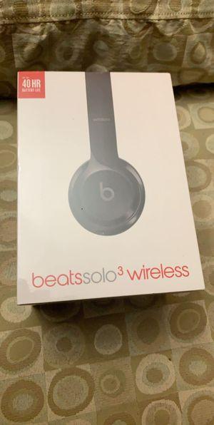 Beats solo 3 wireless brand new for Sale in Hialeah, FL