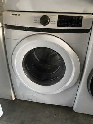 SAMSUNG FRONT LOAD WASHER for Sale in Santa Ana, CA