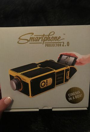 Smartphone projector for Sale in Revere, MA