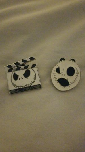 Disney Hollywood Studios and Faces Jack Skellington Pin for Sale in Riverside, CA
