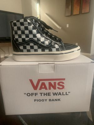 VANS PIGGY BANK (EXCLUSIVE) for Sale in Chino, CA