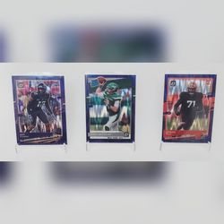 2020 Optic Football Rookie Parallel Lot for Sale in Milwaukie,  OR
