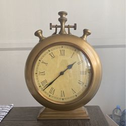 Bronze Antique Jackson Clock for Sale in Newhall,  CA