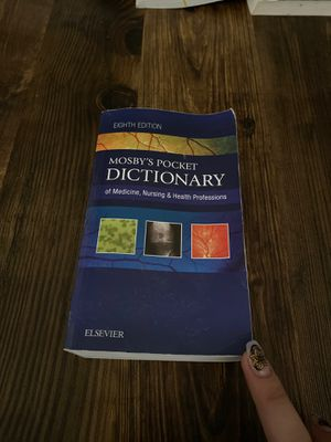 Nursing dictionary for Sale in West Haven, CT