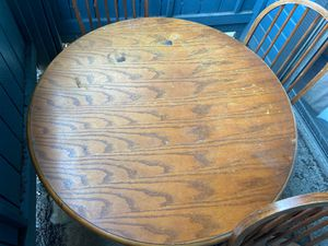 Wooden table for Sale in Houston, TX