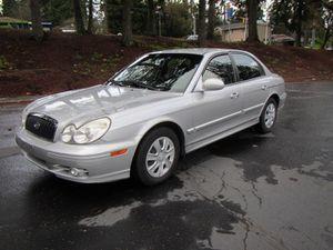 2005 Hyundai Sonata for Sale in Shoreline, WA