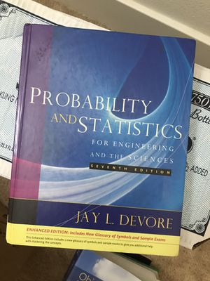 Probability and Statistics for Sale in Chino Hills, CA