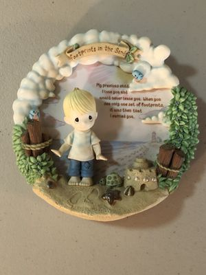 Precious Moments Plate for Sale in Ceres, CA